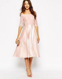 Tea Length or Midi Length Dresses for Weddings | Wedding ...