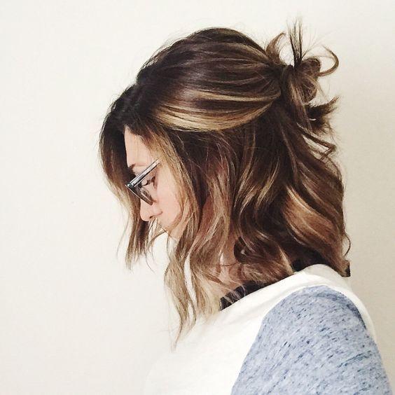 Business Frisuren Damen Kurze Haare Micra Haare Pinterest Lob