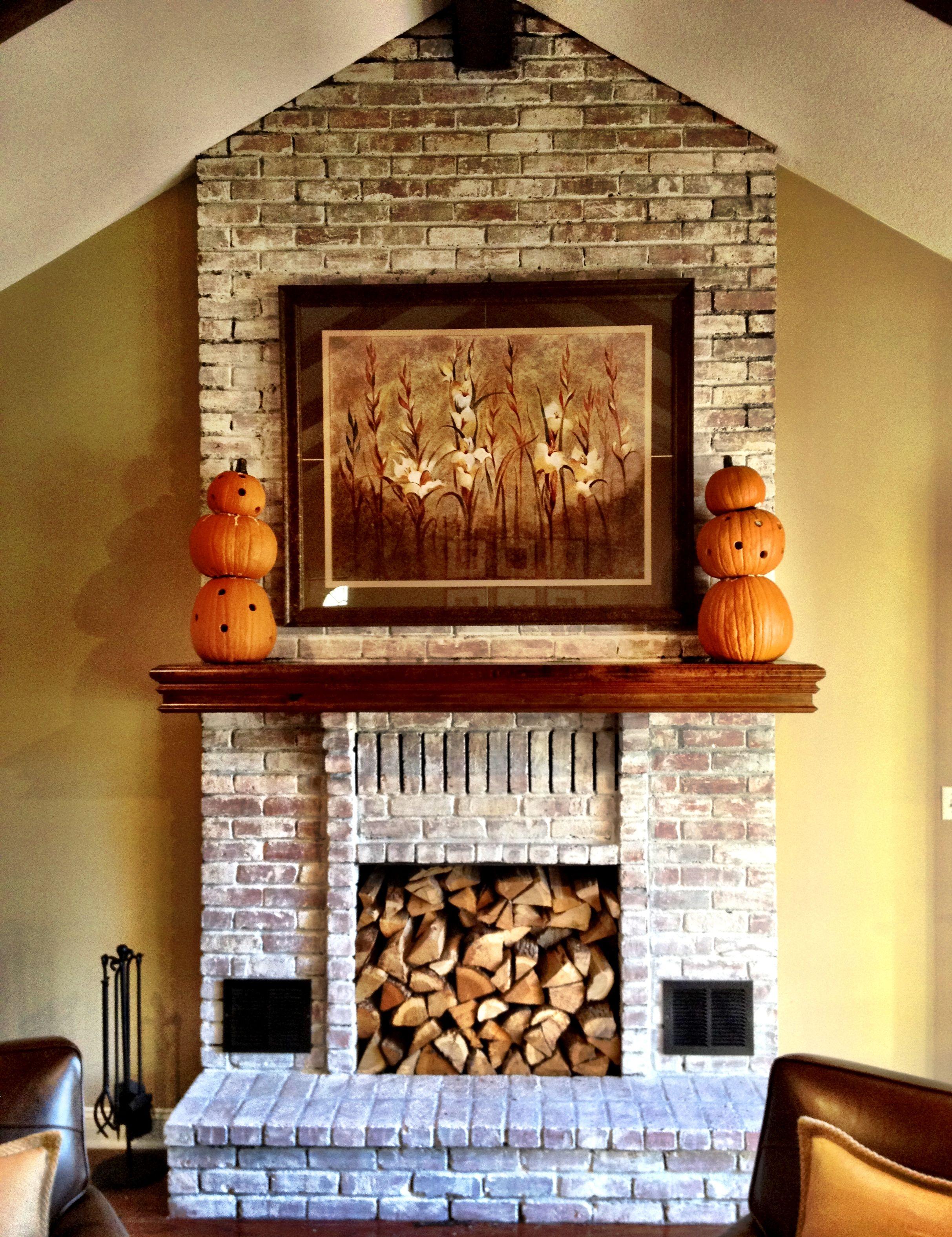 Best 25 White washed fireplace ideas on Pinterest  Fire place decor White wash fireplace and