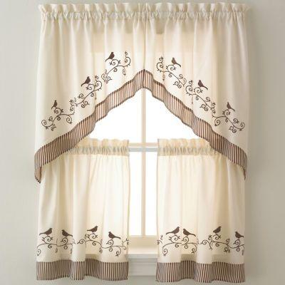 Kitchen Curtains  Kitchen Window Curtains  JCPenney