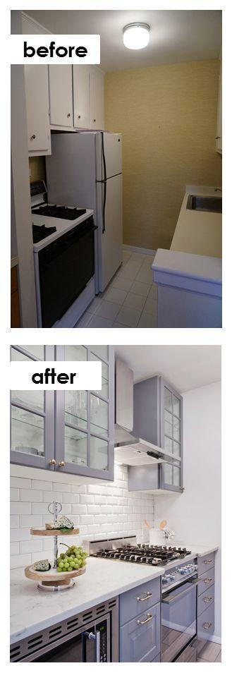 Small Kitchen DIY Ideas