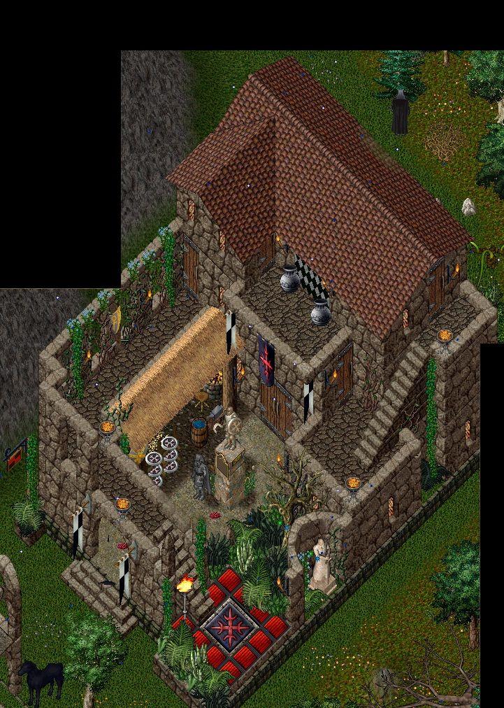 Ultima Online Custom House Design House List Disign