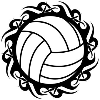 Check out all of our AWESOME volleyball clipart for you to