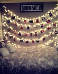 Fun diy projects for teenage girl bedroom decor also lindo decoracao quartos pinterest rh