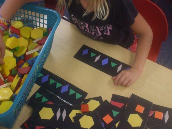 Parquetry Block Patterns
