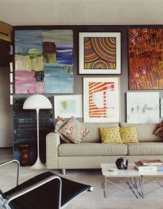 Home  design french influenced atlanta designed by melanie turner from australian vogue living decor southern interior desi also gallery wall le pinterest walls and galleries rh