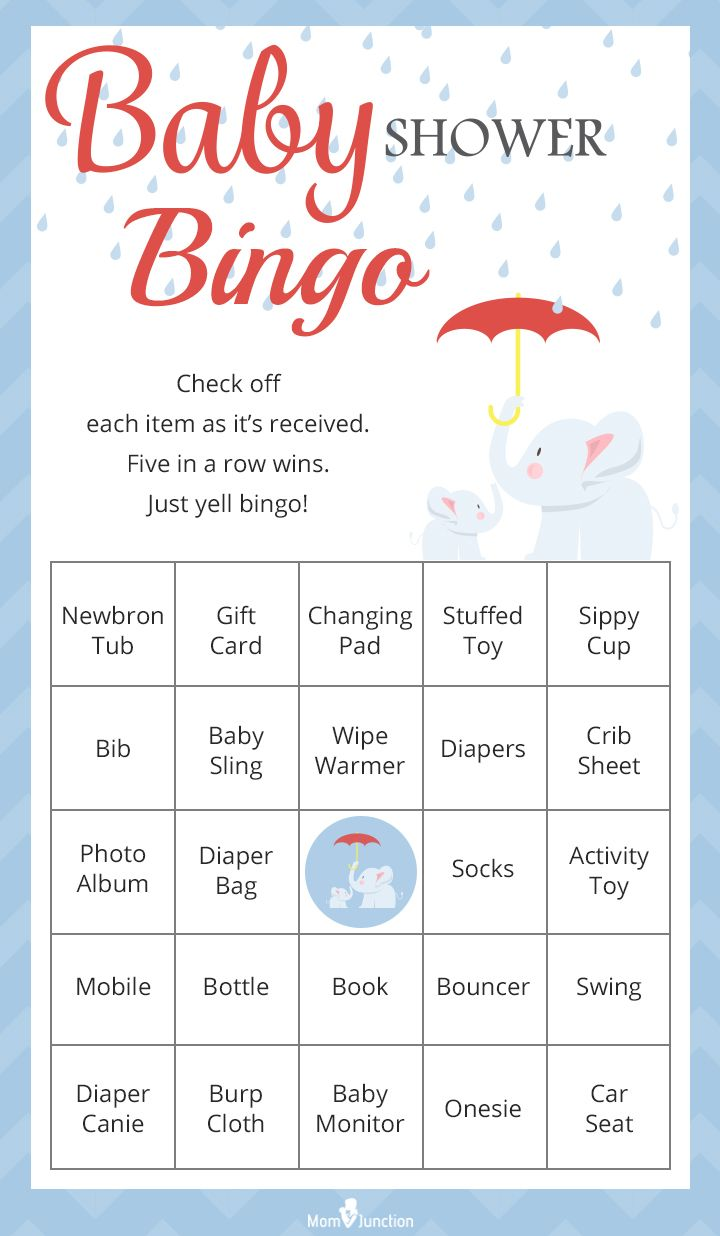 30 Fun And Festive Baby Shower Games You Would Enjoy  Baby shower bingo Bingo games and Gaming