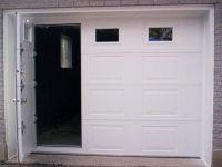 Superb Garage Doors With Man Door | Garden Furniture ...