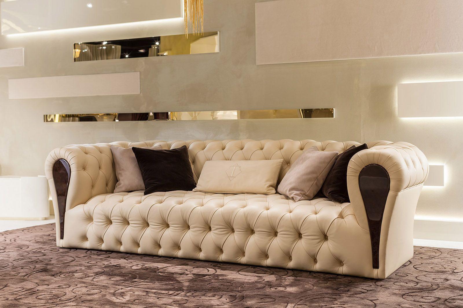 fancy sofa set design 18 inch doll for sale mayfair collection turri it luxury italian capitonné