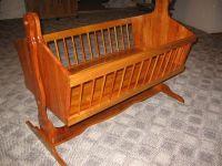 Building a Baby Cradle | Baby cradle plans - WOOD ...