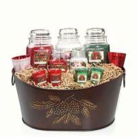 Bridal Shower - Door Prize idea: Candle Basket | DIY ...
