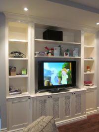Wall Unit bottom idea   Home   Pinterest   Tv walls, TVs ...