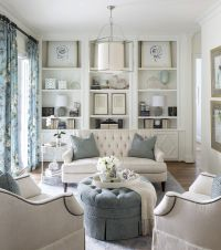 Living Room | Fort Worth Georgian &Southern Home Magazine ...