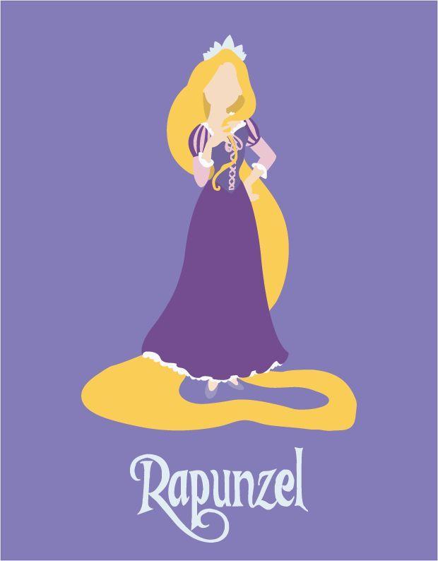 Disney Princess Minimalist Belle