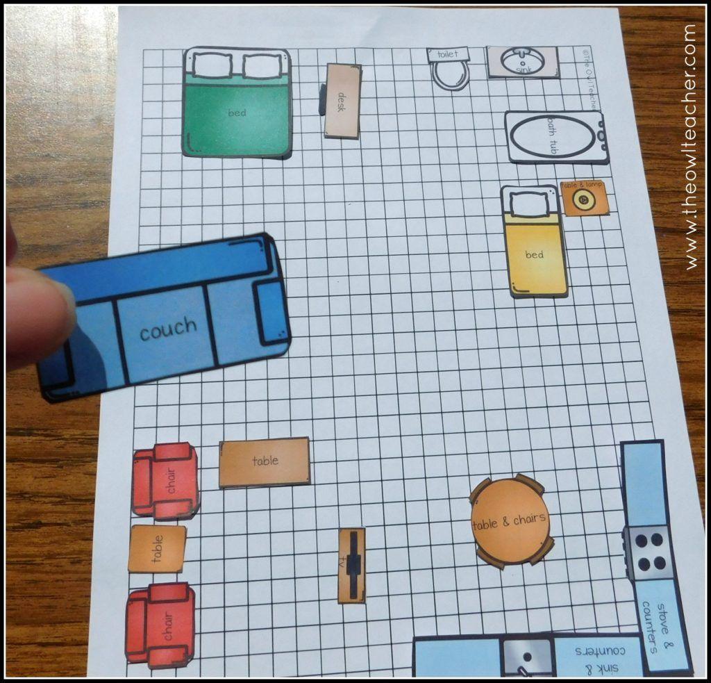 Teaching Area Using Applied Math