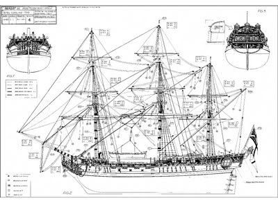 Serious number of wooden boat replica plans (free