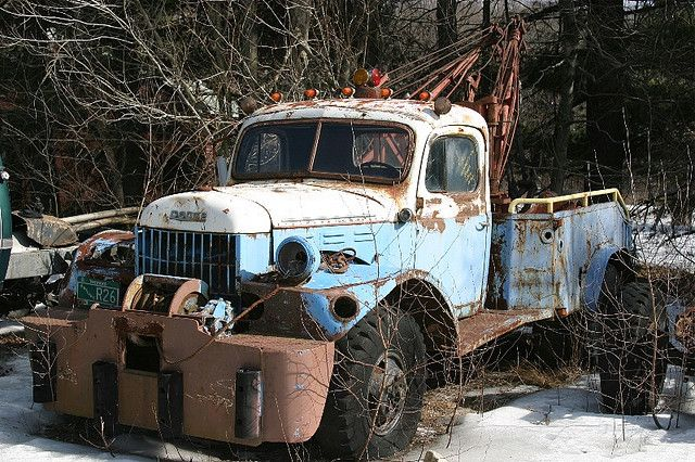Dodge Power Wagon Tow Truck Wrecker Ebay