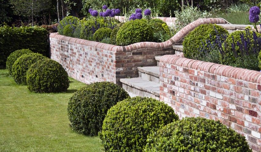 Front Garden Wall Ideas Uk Google Search Garden Design
