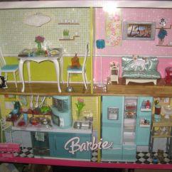 American Plastic Toys Custom Kitchen Ceiling Paint Barbie Doll Living Room Furniture – Roselawnlutheran
