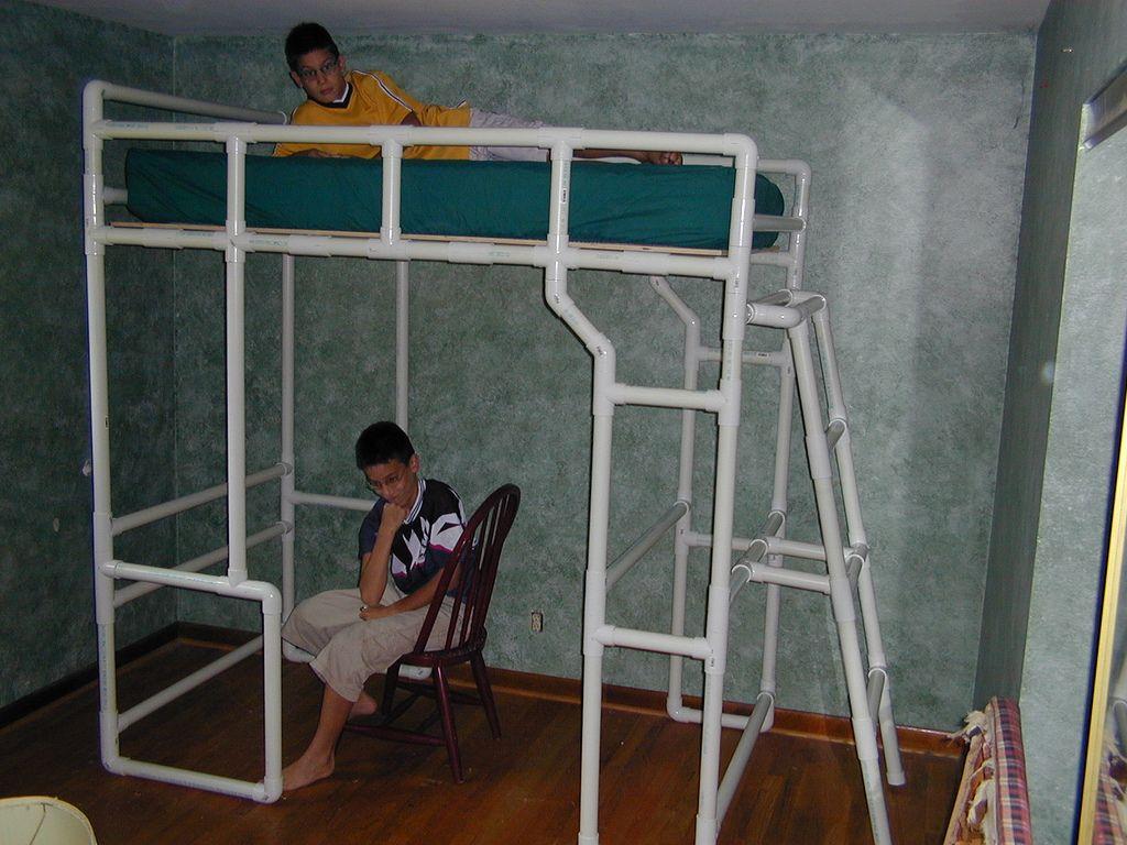 Pdf Pvc Loft Bed Plans Diy Free Plans Download Youtube
