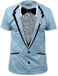 Amazon Com Impact Merchandising Tuxedo T Shirt Fashion T
