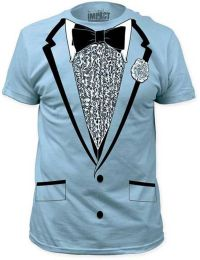 Amazon Com Impact Merchandising Tuxedo T Shirt Fashion T ...