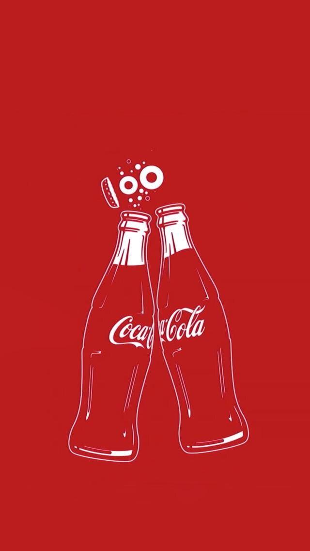 Coca Cola Iphone Wallpaper Background