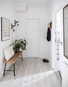 Entrance not so minimalist via coco lapine design also home rh pinterest