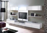 Modern Living Room Entertainment Center