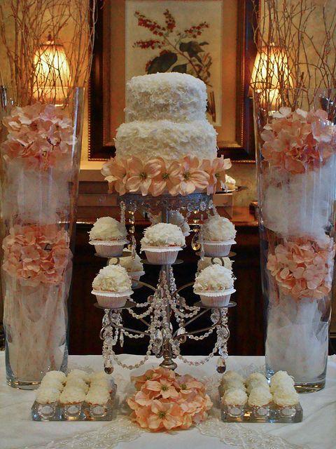 Love The Cake Cupcake Stand Looks Like A Chandelier
