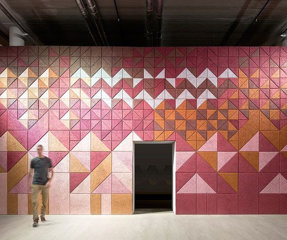 Best 25 Acoustic panels ideas on Pinterest  Acoustic wall panels Sound absorbing and Acoustic