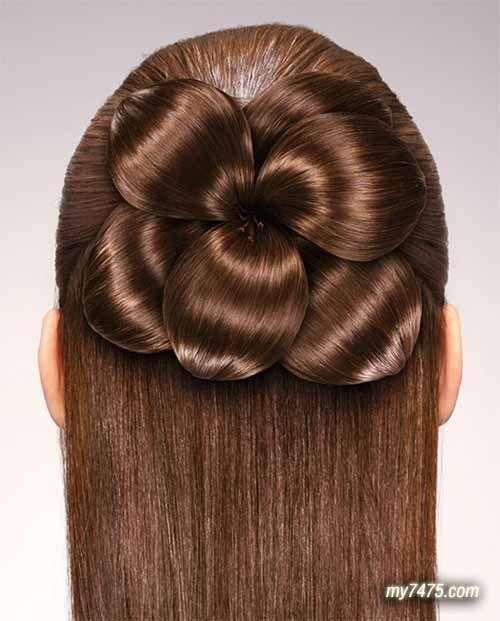Beautiful Hair Beautiful Hair In The World MY7475 Creative