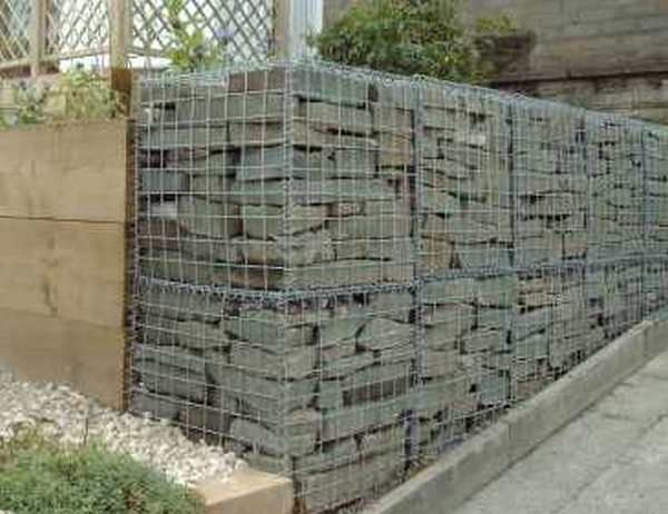 Creative Stone Wall Ideas 3 Outside Pinterest Gardens Home