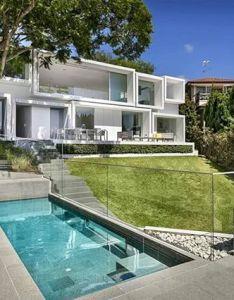 Amazing designs house design modern architecture backyard yard designer also rh pinterest