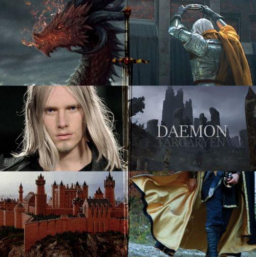 Targaryen Art And His Sister Fan Aegon