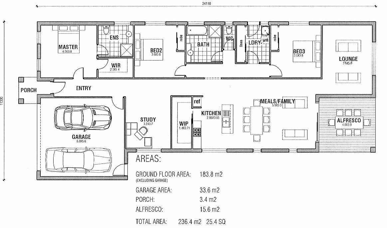 House Plans House Floor Plans Australian House Plans Modern