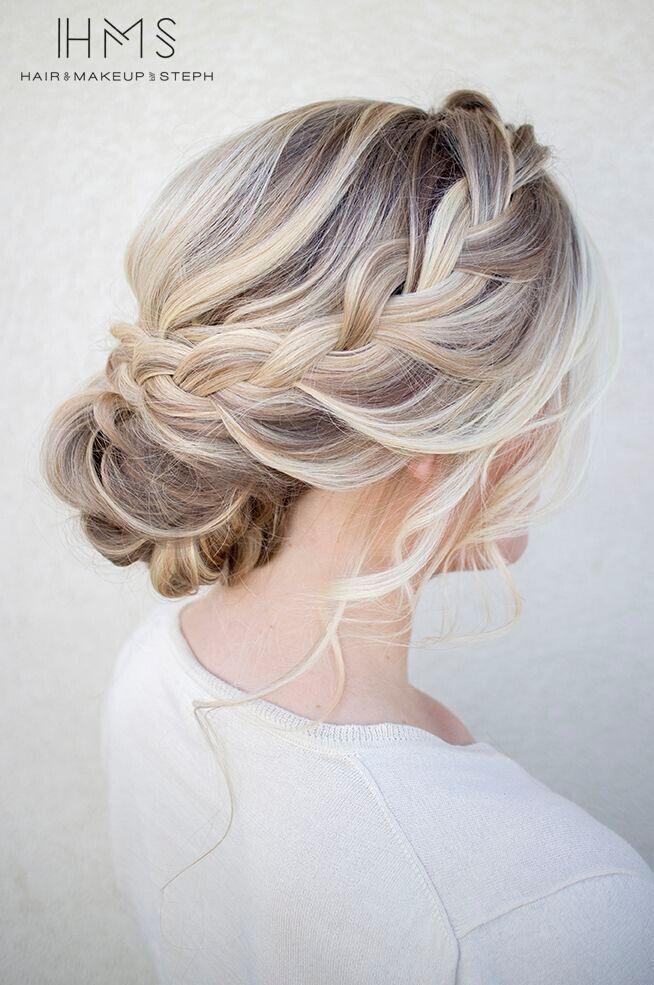 Abiball Frisuren Lange Haare Geflochten  Frisur