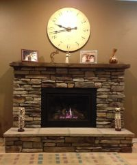 Gas Fireplace Surround Ideas | Fireplace surrounds ...