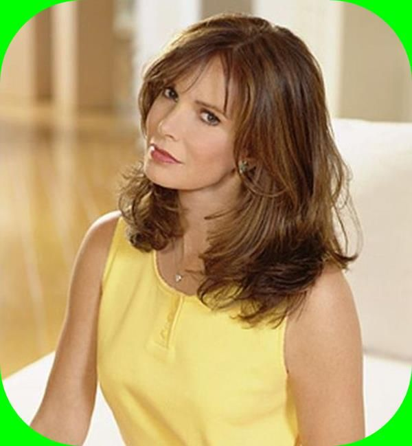 Shag Wavy Jaclyn Smith Hairstyles The Perfect Jaclyn Smith