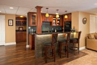 Beautiful Wet Bar Ideas For Basement #9 Basement Wet Bar ...