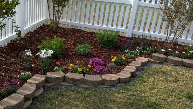Landscaping Ideas For Backyard Corner Google Search Garden