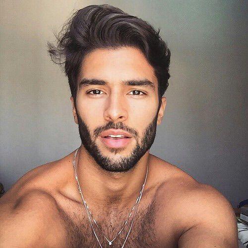 Image result for guy beard weheartit