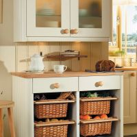 IT Kitchens Storage Basket | Cupboard doors, Cupboard and ...