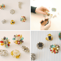 DIY Earring Magnets ~ Need to make these!   Home ...