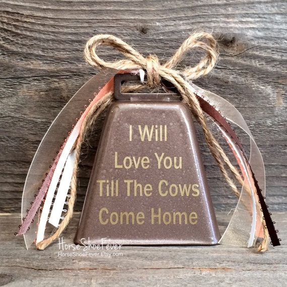 Farm Sign Decor Cow Farmer Dairy Beef Home Is Where Our Herd