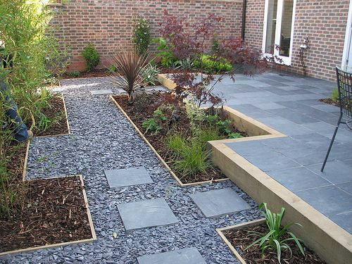 Outdoor Pathways Garden Pathway Design Ideas Gravel Garden