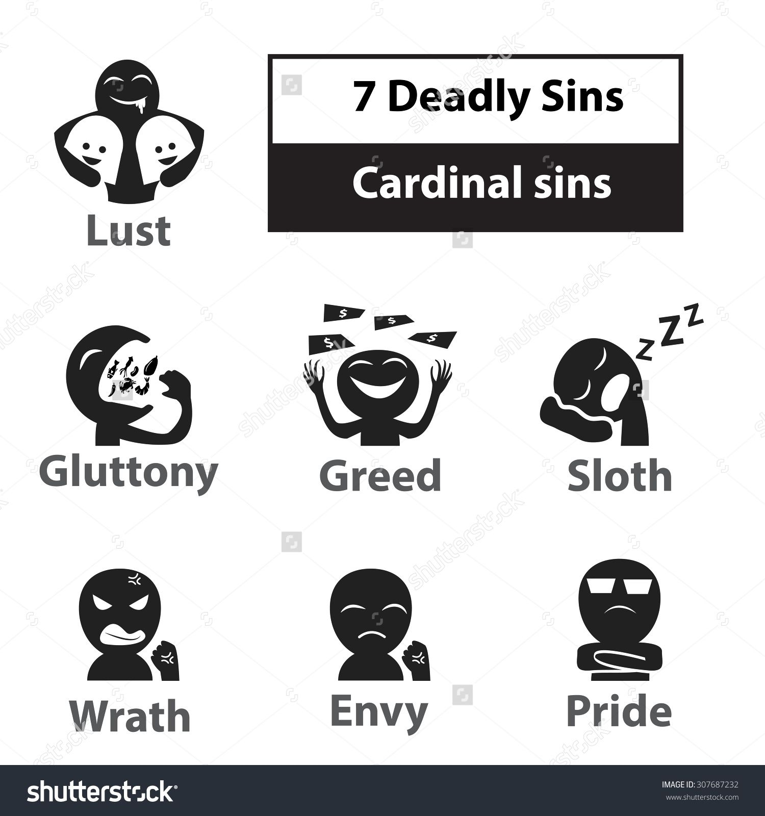 Pin By Gwen On 7 Deadly Sins