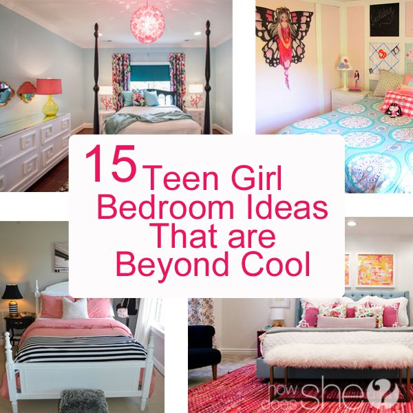 Teen girl bedroom ideas cool diy room for teenage girls also rh pinterest