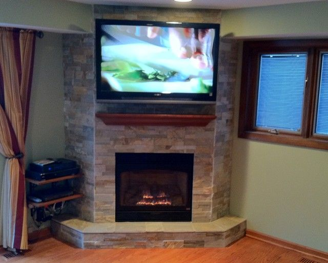 Perfect Corner Gas Fireplace On Fireplace View Small Corner Gas Nice Corner Gas Fireplace | Corner Gas Fireplaces