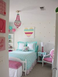 Bedroom , Decorating Tween Girl Bedroom Ideas : Tween Girl